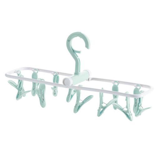 12 Clip Drip Clothes Bra Dryer