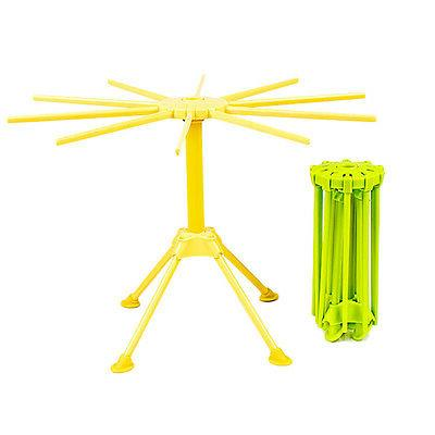 1pc Pasta Drying Collapsible Spaghetti Dryer Noodle Tool