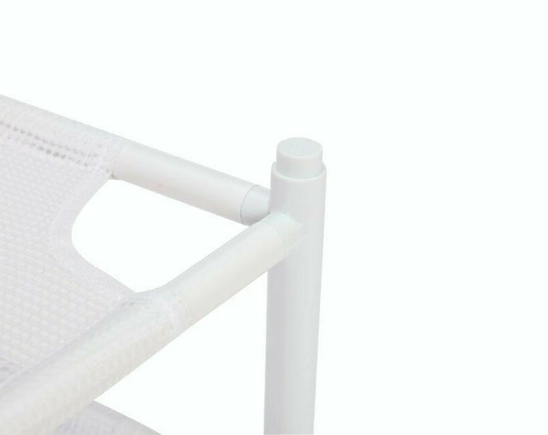 Storage 2-Pack Mesh Drying-Rack, White