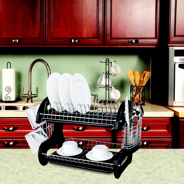 Tier Dish Drying Rack DD10249