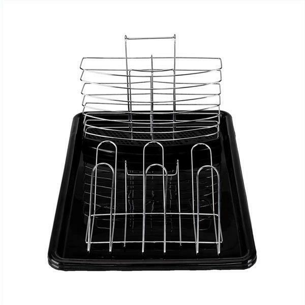 Kitchen Storage Dish Drying Holder Drainer Dryer