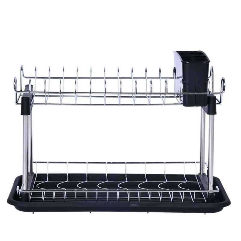 2 Rack Drainer Grids For Kitchen