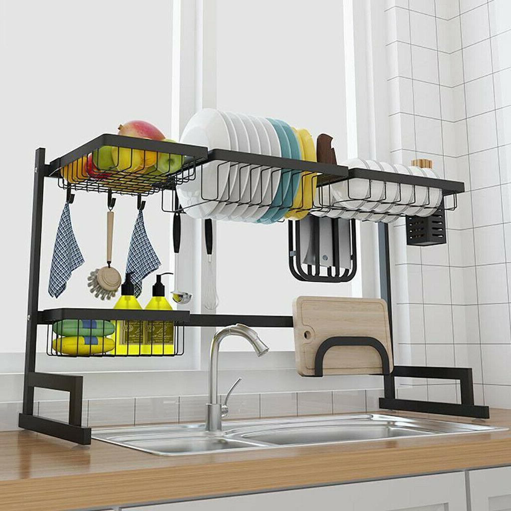 3/2 Dish Rack Sink Dryer Holder