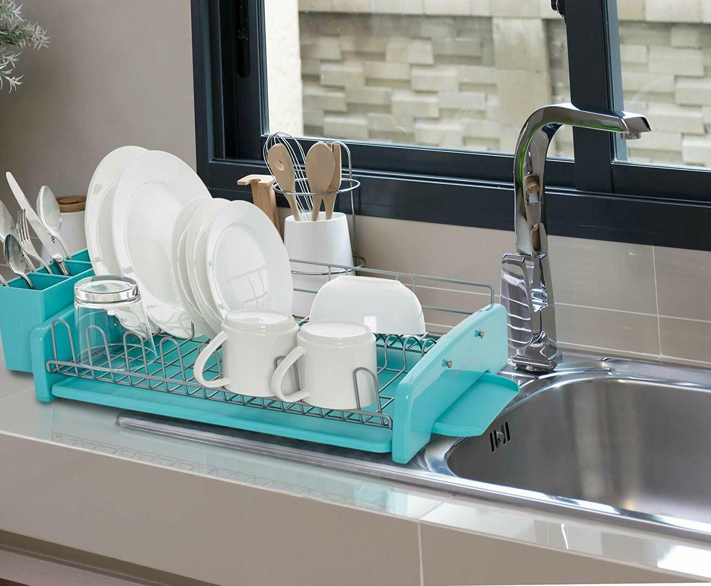 KitchenAid 3 Piece Rack Aqua