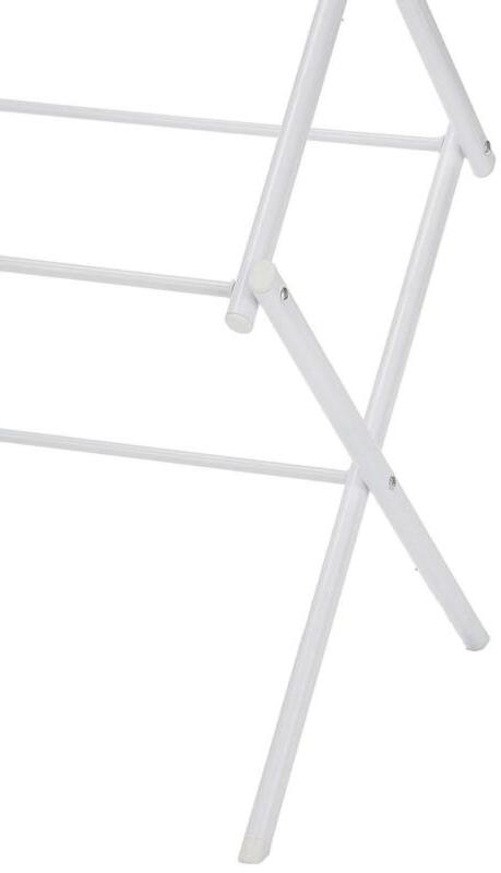 3 Tier Drying Rack For 41 Inches White