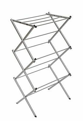 3 tier folding anti rust compact steel