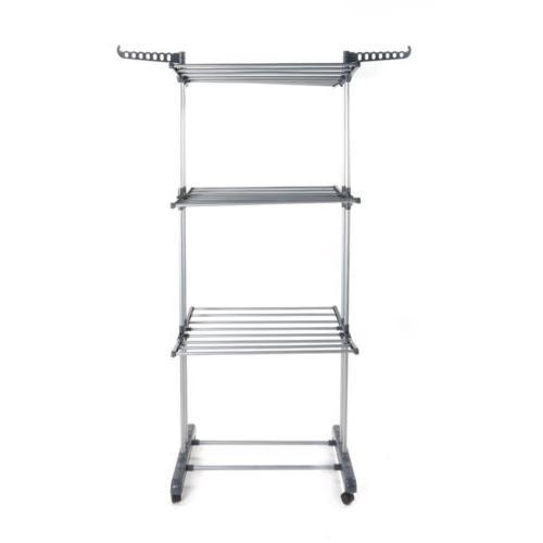 3 Tier Folding Clothes Airer Laundry