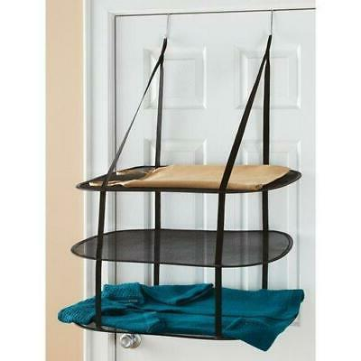 3 tier over door laundry