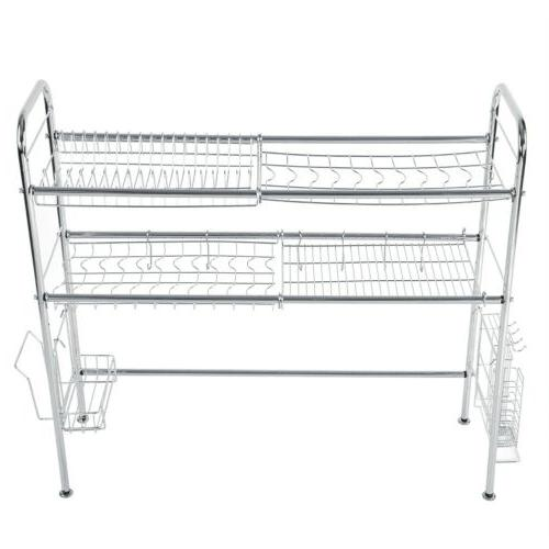 3 Over Rack Shelf Kitchen Holder