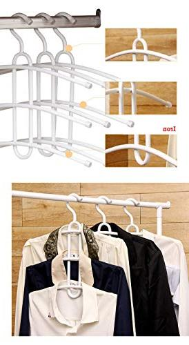 3 Hanging Rack Clothes Steel Holder Laundry Holder Dryers in White