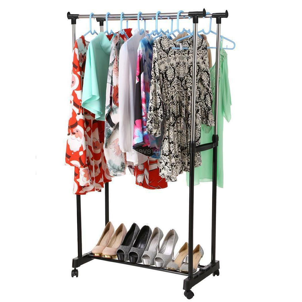 3 Types Clothes Drying Rack Garment Laundry Dryer Hanger