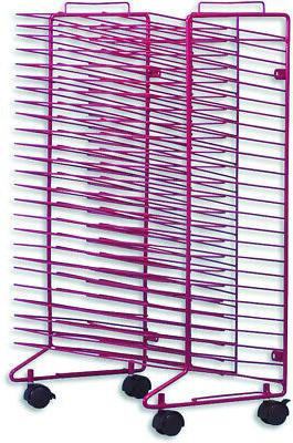 Drying Rack 30 x 21 x 17 in. Metal Artwork Art Paint Craft A
