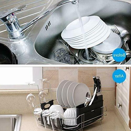 304 Drying Drainboard/Cutlery Cup