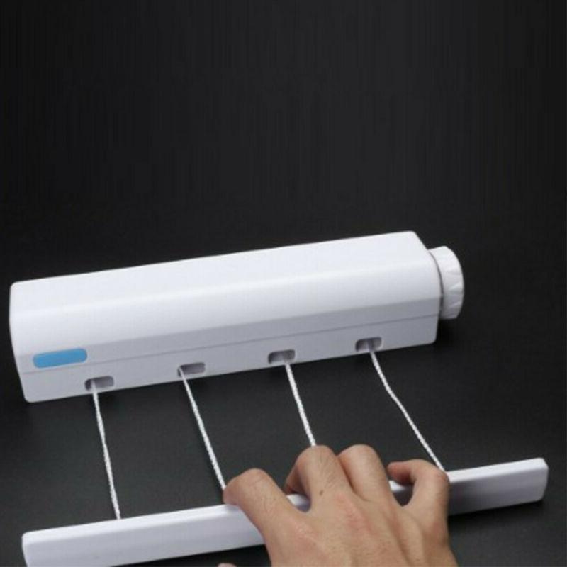 4 5 Line Wall Hanger Retractable Dryer Magic Flexible