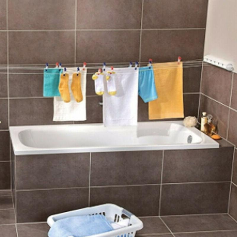 4 Wall Hanger Clothes Dryer Magic Drying Flexible