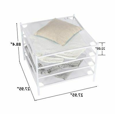 STORAGE 4-Layer Sweater Drying Stackable Clothes