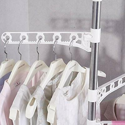 Baoyouni 4-Tier Standing Laundry Drying Rack