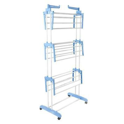 """71"""" Clothes Drying Rack Dryer Heavy"""
