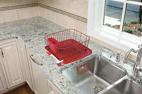Rubbermaid 4-Piece Sink Set