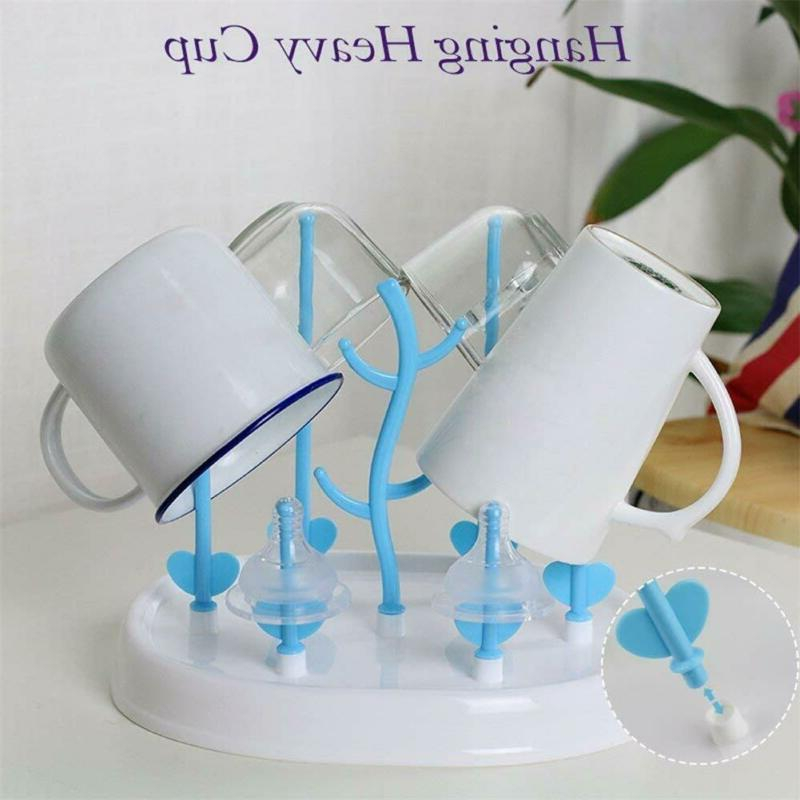 Baby Bottle Drying Large Accessories Stand Drainer