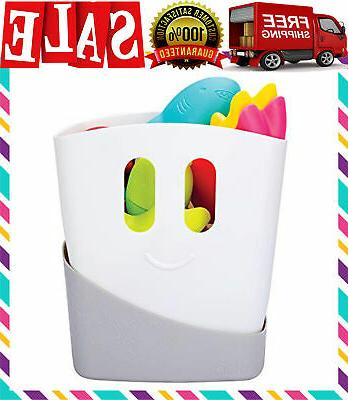 bath toy drying bin