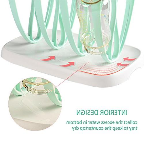 Bottle Drying Rack BPA-Free For Drying Baby&Toddler and Feeding Accessories