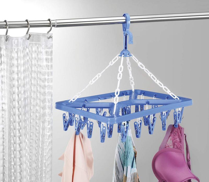 Whitmor Clip and Hanger Rack -