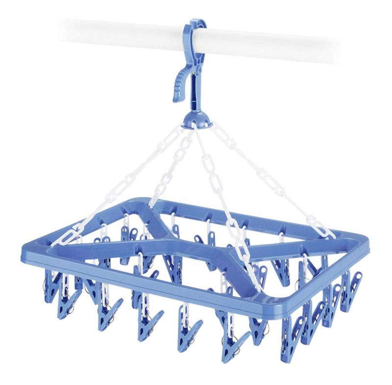 clip and drip hanger hanging drying rack