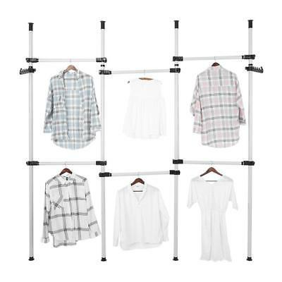 Closet Storage Garment Dry Bars