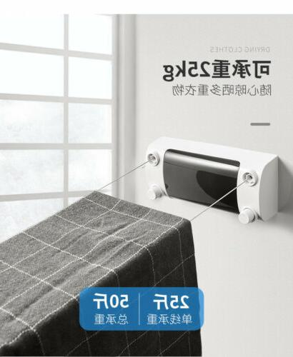 Clothes Double Rack Outdoor Laundry Hanger Hot