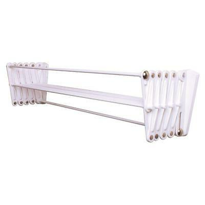 accordion wall mount dryer hanger