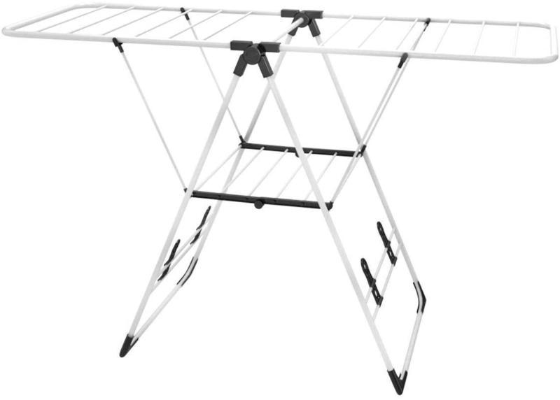 Tangkula Clothes Rack, Hanging Rods,