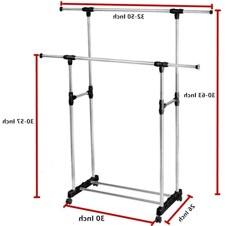Adjustable Double Hanger Heavy