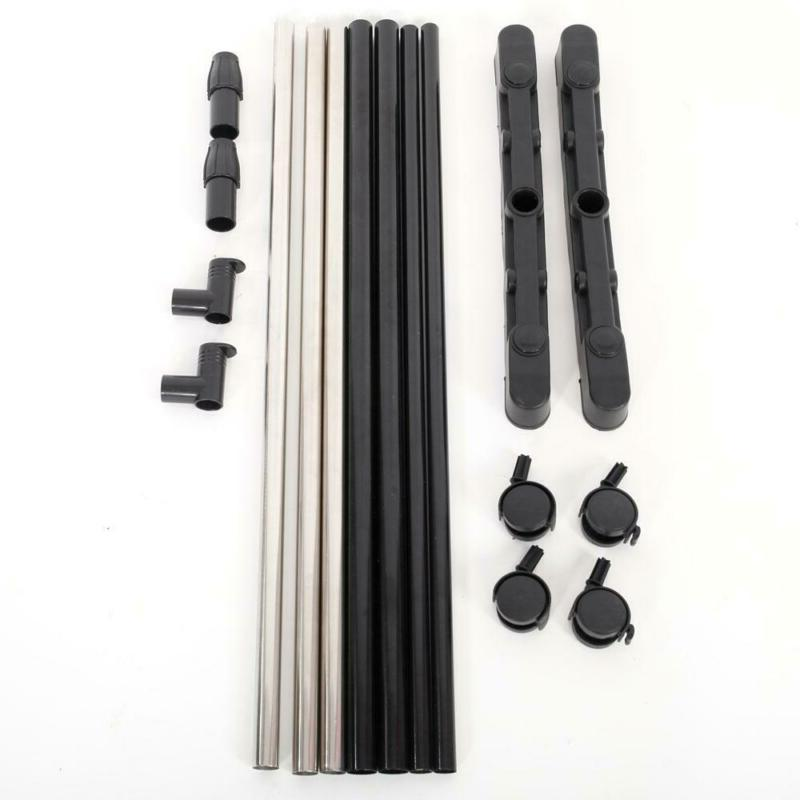 Clothes Drying Ajustable Shoe Rod