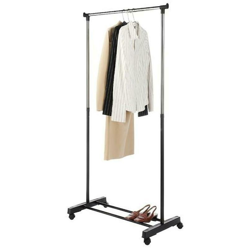 clothes drying rack height ajustable flexible laundry