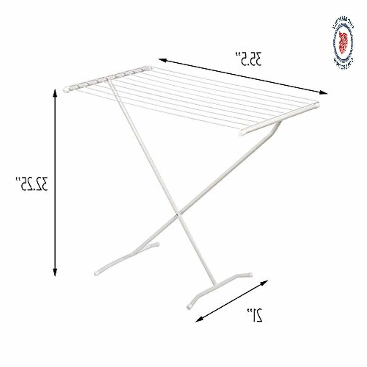 Clothes Drying Laundry Dryer Folding Indoor Hanger Portable