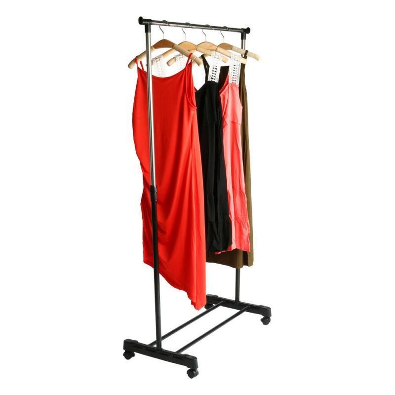 Clothes Rack Laundry Stand Hanger Indoor Dryer Storage Portable