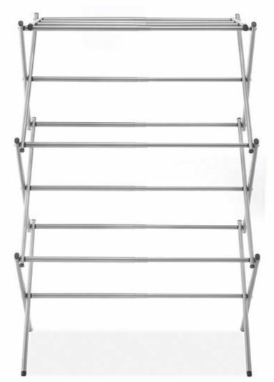 Clothes Drying Stand Hanger Dryer Storage Portable