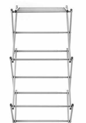 Clothes Drying Rack Stand Folding Hanger Dryer Storage Portable