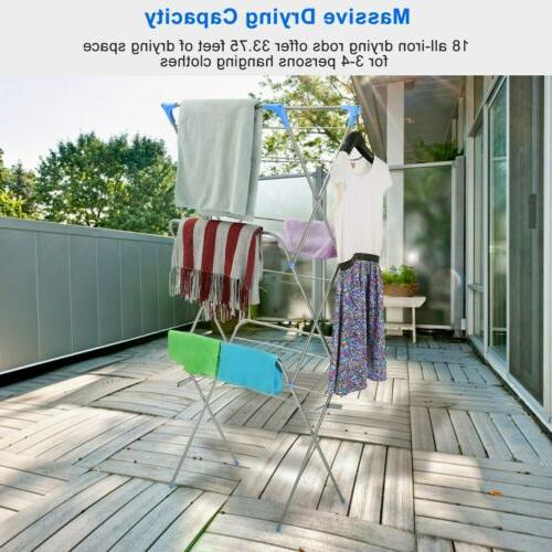 Clothes Laundry Stand