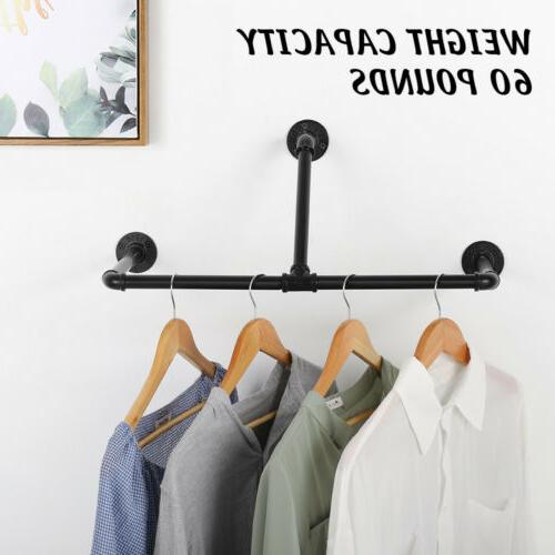 Laundry Wall IndustrialPipe Triangular