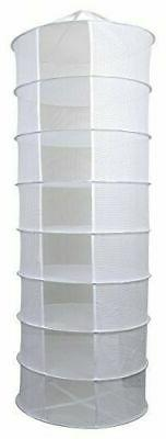 Apollo Horticulture 2ft 8 Layer Collapsible Mesh Hydroponic