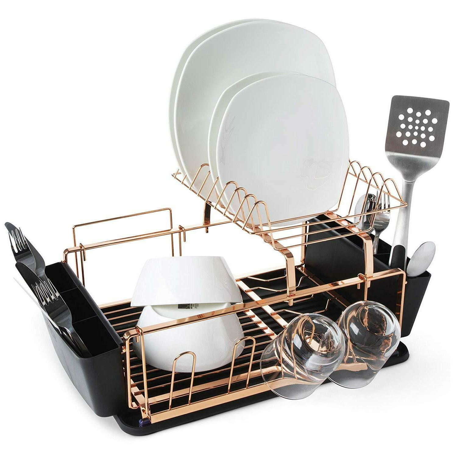 Copper Rack Holder​ Drainboard Adjustable