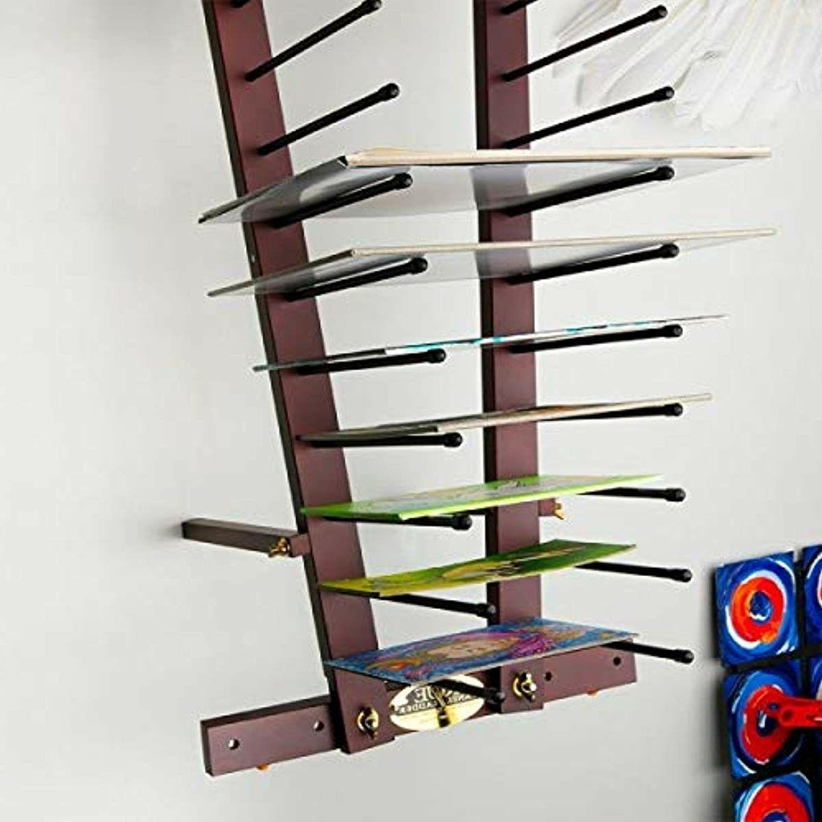 Creative Rue Art Drying Rack Perfect Artist Panels Prints