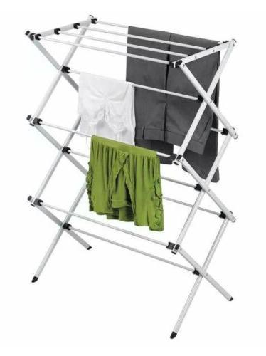 deluxe metal garment rack