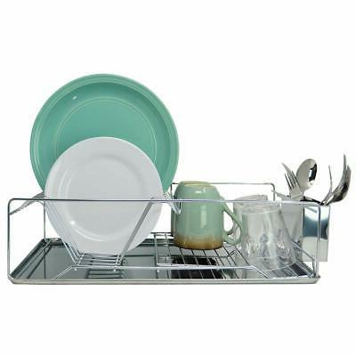 Dish Drainer 1 Holder Chrome