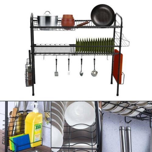 Sink Drying Shelf Kitchen Cutlery Holder