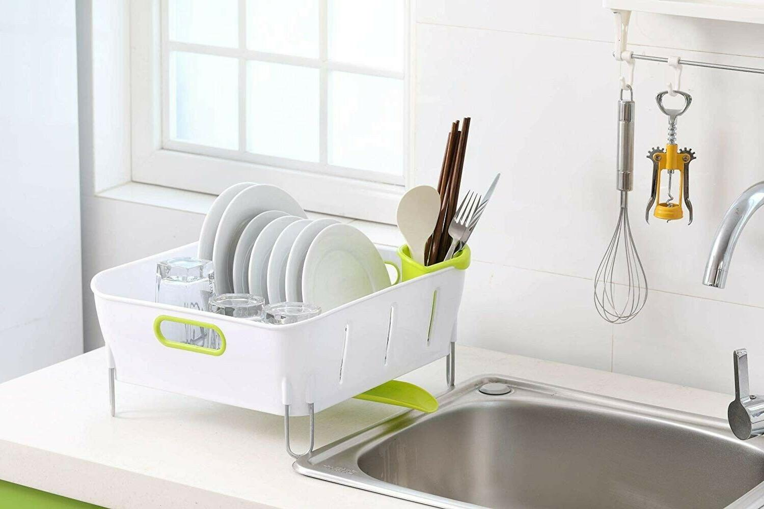 Dish drying drainboard set Swivel Spout