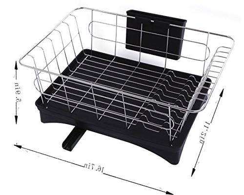16.5 x x 6 Rack with Drain Board Small Size