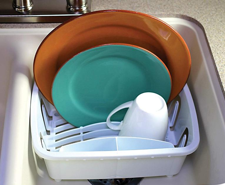 Dish Drying Drainer Holder Tray For And Boats Small